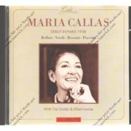 Paris 1958 By Callas Maria On Audio CD Album 2013 By Callas Maria - DD572481