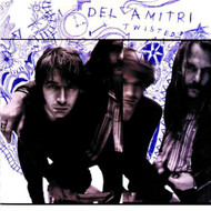 Twisted By Del Amitri On Audio CD Album 1995 - DD573621
