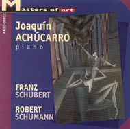 Joaquin Achucarro Performs Schubert & Schumann On Audio CD Album - DD573642