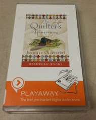 The Quilter's Homecoming On Audiobook CD By Jennifer Chiaverini - DD575517