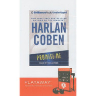Promise Me On Playaway Audiobook By Harlan Coben - DD575550