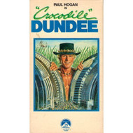 Crocodile Dundee On VHS With Linda Kozlowski - DD575764
