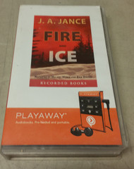 Fire And Ice On Audiobook By J A Jance On Audiobook CD - DD576134