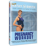 Classic Kathy Smith Pregnancy Workout On DVD Exercise - DD577381