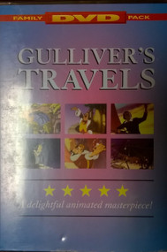 Gulliver's Travels On DVD - DD578229