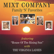 Family 'N' Favorites By Mixt Company On Audio CD Album 2006 - DD578532