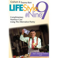 Graham Kerr Lifestyle #9 Vol 3 Complimentary Nutrition On DVD - DD578708