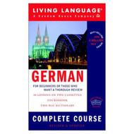 German Complete Course: Basic-Intermediate Ll Complete Basic Courses - DD580459