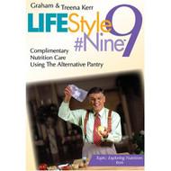 Graham Kerr Lifestyle #9 Vol 3 Complimentary Nutrition On DVD - DD580486