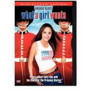 What A Girl Wants Widescreen Edition Snap Case On DVD With Amanda - DD581000
