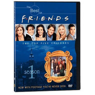 The Best Of Friends: Season 1 The Top 5 Episodes On DVD With Jennifer - DD581040