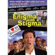 The Enigma With A Stigma On DVD with Michael Naughton Documentary - DD581566