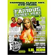 Famous Street Heat Vol 2 On DVD with Lil' Kim - DD581686