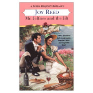 Mr Jeffries And The Jilt Zebra Regency Romance By Reed Joy Book - DD582824