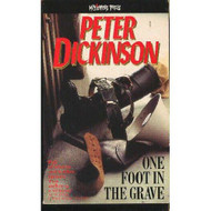 One Foot In The Grave By Peter Dickinson Book Paperback - DD582853