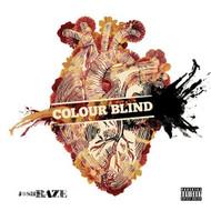 Colour Blind By Josh Baze On Audio CD Album 2014 - DD582992