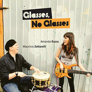Glasses No Glasses By Ruzza Amanda On Audio CD Album 2014 By Ruzza - DD583003