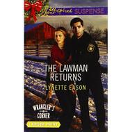 The Lawman Returns Love Inspired Lp Suspense\Wrangler's Cor By Eason - DD583150