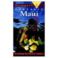 Frommer's Portable Maui By Foster Jeanette Fujii Jocelyn Book - DD583164