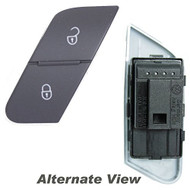 Apdty 3C0-962-135-B-REH Door Lock Unlock Switch For Rear Left Driver - DD583470
