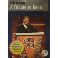 A Tribute To Geno UConn Huskies Cptv Basketball Hall Of Fame On DVD - DD583796