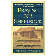 Praying For Sheetrock: A Work Of Nonfiction By Greene Melissa Fay Book - DD584439