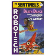 Death Dance Sentinels By McKinney Jack Book Paperback - DD584569