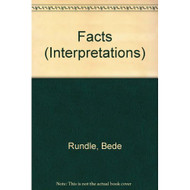 Facts Interpretations By Rundle B Book Paperback by Rundle  B - DD584682