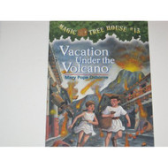 Vacation Under The Volcano Magic Tree House No 13 By Boyd Tommy Book - DD584716