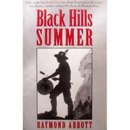 Black Hills Summer Paha Sapa By Raymond Abbott Book Paperback - DD584743