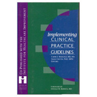 Implementing Clinical Practice Guidelines J-B Aha Press By Margolis Md - DD584808