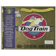 Dog Train Midnight Express Rock And Roll By Boynton Sandra Book - DD584815