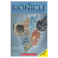Metru Nui City Of Legends Bionicle Book Comic - DD584936