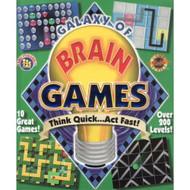 Galaxy Of Brain Games Software - DD586479