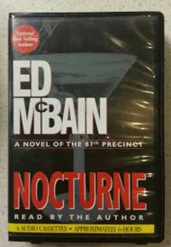 Nocturne 87th Precinct Mysteries On Audio Cassette - DD588971