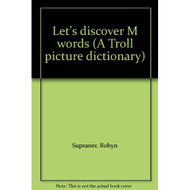 Let's Discover M Words A Troll Picture Dictionary On Audio Cassette - DD589121