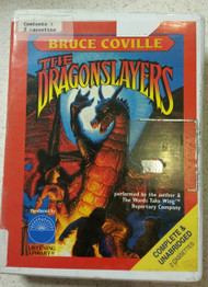 The Dragonslayers On Audio Cassette - DD589125