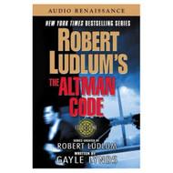 Robert Ludlum's The Altman Code: A Covert-One Novel On Audio Cassette - DD589869
