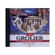 Grolier Multimedia Encyclopedia For Windows 1997 Software - DD589906
