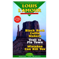Black Rock Coffin Makers Trail To Pie Town & Mistakes Can Kill You - DD589918