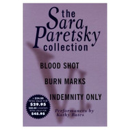 The Sara Paretsky Value Collection: Indemnity Only Blood Shots And - DD589919