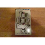 Tom Clancy Rainbow Six On Audio Cassette - DD589939