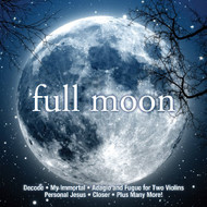 Full Moon By The Hit Crew On Audio CD Album 2009 - DD591100