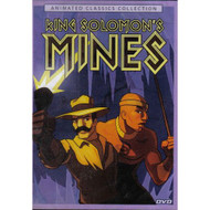 King Solomon's Mines On DVD With Tom Burlinson - DD591191