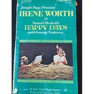 Joseph Papp Presents Irene Worth In Samuel Beckett's Happy Days With - DD591224