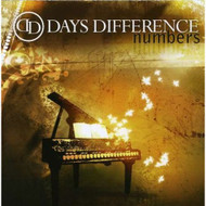 Numbers By Days Difference On Audio CD Album 2008 - DD591523