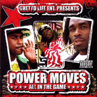Power Moves By Ghetto Life Ent On Audio CD Album 2009 - DD592006