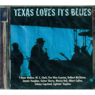 Texas Loves It's Blues By Various On Audio CD Album - DD592163
