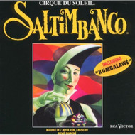 Saltimbanco By Cirque Du Soleil On Audio CD Album - DD592950