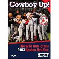 MLB Boston Red Sox Cowboy Up! The Wild Ride Of 2003 On DVD - DD594238